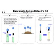 Calprotectin Faecal Sample Collection Tubes