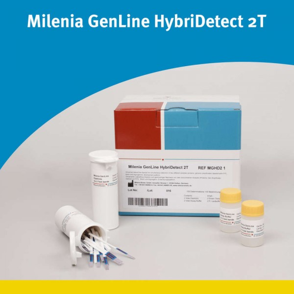 Universal Lateral Flow Assay Kit - Hybridetect 2T